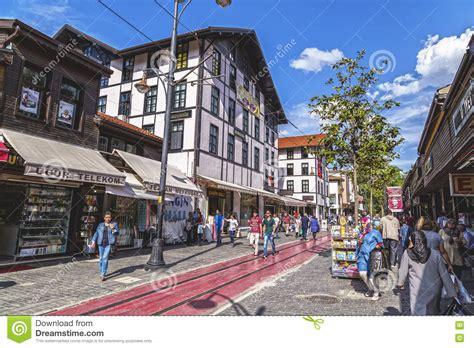 Bursa Ottoman by Bursa Turkey Editorial Photo Image Of Downtown