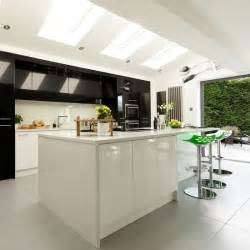 extensions kitchen ideas modern kitchen extension open plan kitchen ideas housetohome co uk