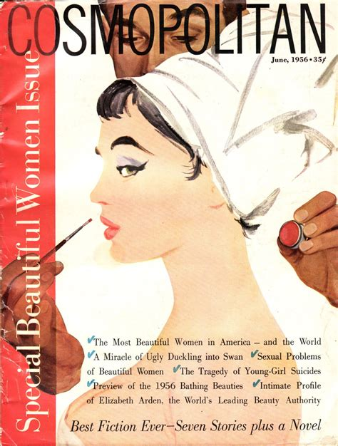 graffical muse  vintage fashion magazine illustrations