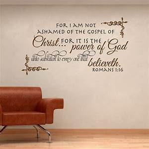 Wall decal bible verses wall decals inspiration bible for Bible verses wall decals inspiration