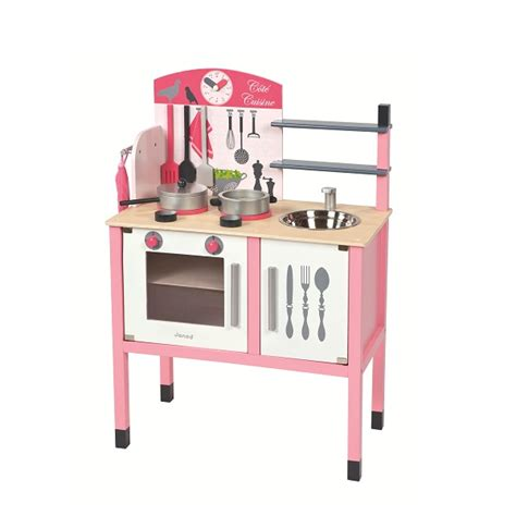 janod maxi cuisine chic mademoiselle maxi cooker janod shop at greenweez