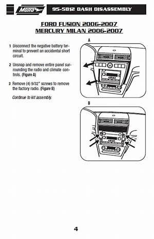 2009 Mercury Milan Wiring Diagram 26677 Archivolepe Es