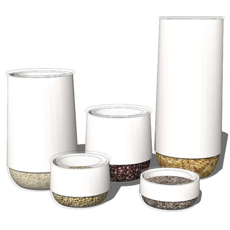 Contemporary Kitchen Canister Sets  28 Images 3
