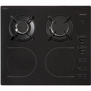 Plaque Gaz Et Induction : plaque cuisson gaz brandt ~ Dailycaller-alerts.com Idées de Décoration