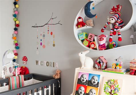 chambre de fille moderne chambre bebe fille moderne