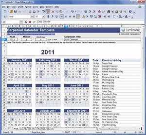 trick list regular computer tips tricks tweaks and With calendar template for openoffice