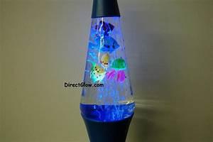 Aquarium Lava Lamp