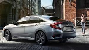 2020 Honda Civic Hatchback Keeps The Manual