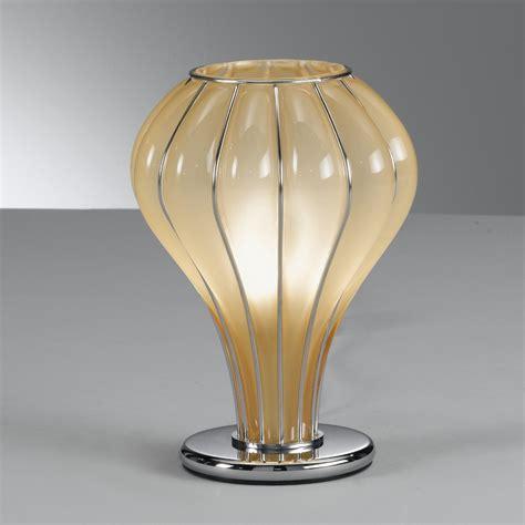 Les Design A Poser Le De Table Au Design Moderne En Verre Souffl 233 De Murano
