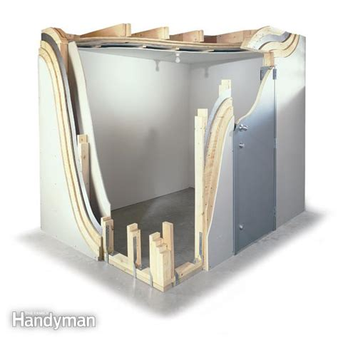 how to build a shelter the family handyman