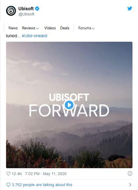 Ubisoft Forward Event αντί για την E3 – GameSenpai.gr