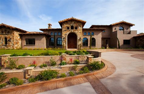 Landscaping And Quotes Pictures Of Front Yard Tuscan