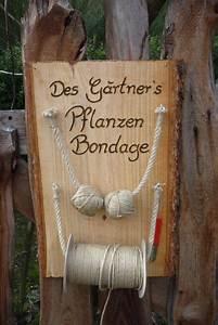 Sprüche Auf Holz : m nnergeschenk gartendekoration bondage von holz kreativ auf kreationen von ~ Orissabook.com Haus und Dekorationen