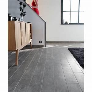 parquet imitation carrelage gris mon parquet With comment nettoyer un parquet encrassé
