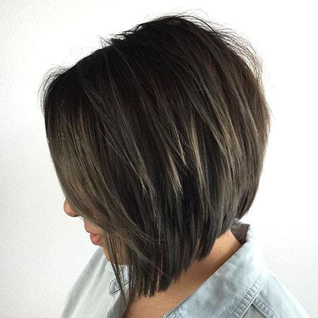 layered angled bob haircut 25 best layered bob hairstyles the best