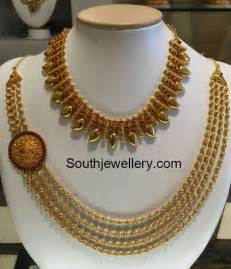 pachi work earrings gundla mala jewelry designs jewellery designs
