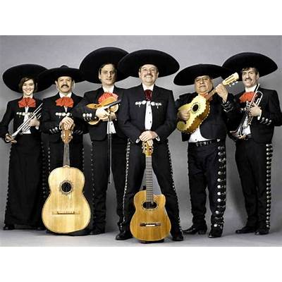 If This Doesn't Warm Your Heart Nothing Will: Mariachis