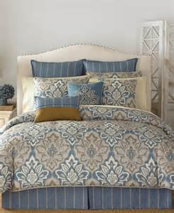 croscill captain s quarters 4 pc bedding collection