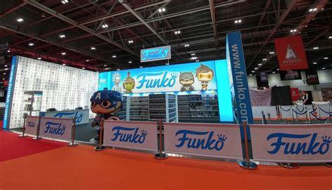 mcm london comic exhibition stand design build