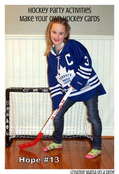 1000+ Images About Hockey Party! On Pinterest Hockey