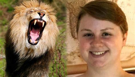 lion kills zoo escaped intern newshub cbs alex