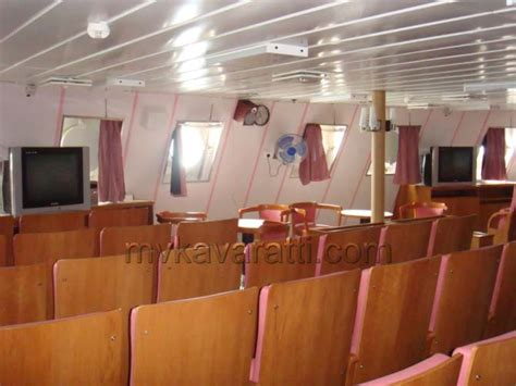 M.v. Kavaratti, Free Permit Lakshadweep, Popular Cruise