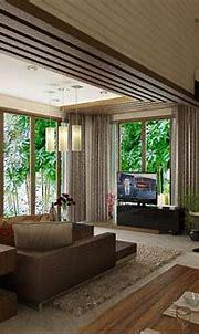 Tropical modern interior concept #tropical #modern # ...