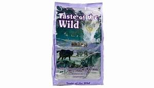 Taste of the Wild Dog Food Review (Dry)Evidence based