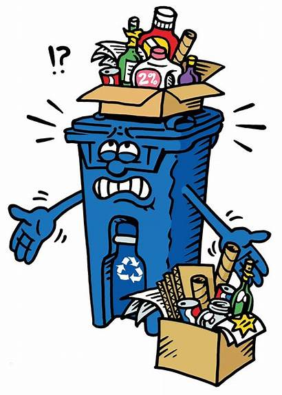 Recycling Clipart Trash Management Waste Recycle Garbage