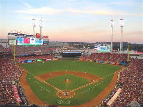 Great American Ball Park Wikipedia