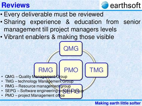 Project Management Experience Exles by 10 B Earthsoft Project Management Experience Based