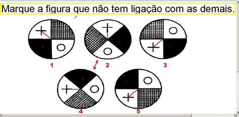 Test Logica Figure by Curso De Racioc 237 Nio L 243 Gico Figuras E Imagens Teste