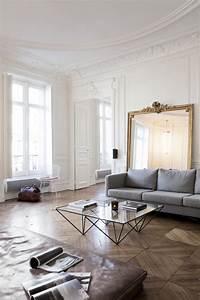 Pierre Paris Design : a gorgeous airy apartment in paris flat mate pinterest parisian apartment home decor and ~ Medecine-chirurgie-esthetiques.com Avis de Voitures