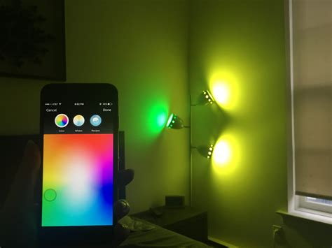 light colors philips hue 3 quot with richer colors quot smart bulb