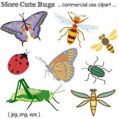 Clipart Insects Clip Insect Bugs Bug Digital
