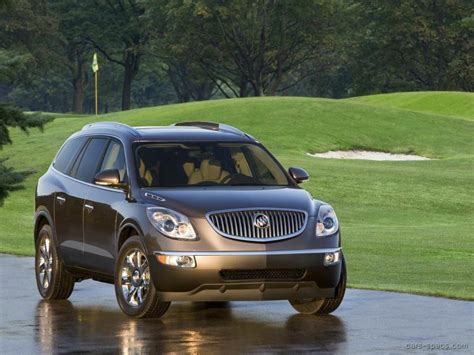 2010 Buick Enclave Suv Specifications, Pictures, Prices