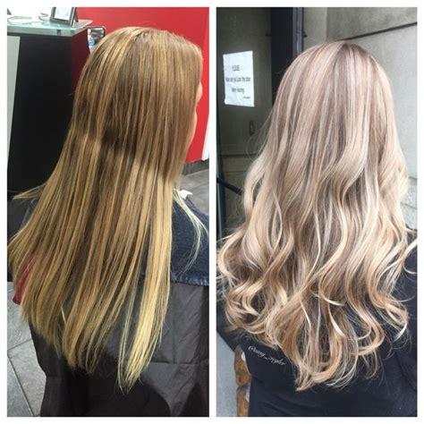 image result  cool blonde highlights hair blonde