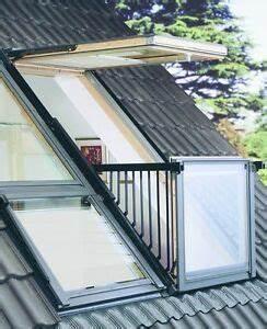 Dachfenster Mit Balkon Austritt : velux cabrio gdl pk19 sk19 3066 energie cabriofenster dachfenster ebay ~ Indierocktalk.com Haus und Dekorationen