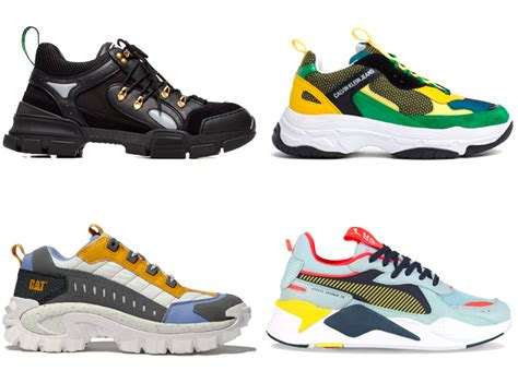 The Biggest Sneaker Trends Of 2019