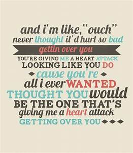 Heart Attack: One Direction | 1D Lyrics | Pinterest ...