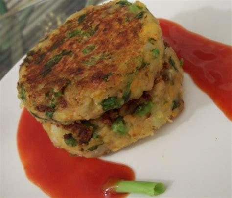veggie patty indian seasoned vegetable patties recipe genius kitchen