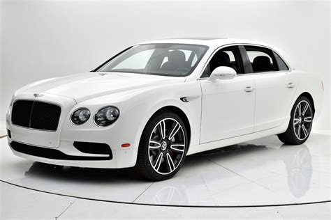 bentley 2017 white new 2017 bentley flying spur v8 s for sale 225 105 fc
