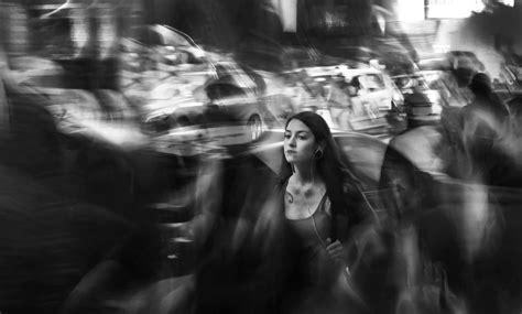 artistic street photography  neutral density filter