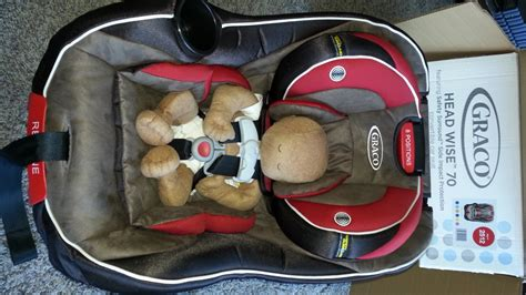 graco headwise  convertible car seat  safety