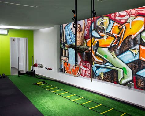 gym wall murals choice image home wall decoration ideas