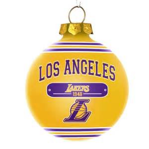 los angeles lakers christmas ornament christmas lakers ornament lakers tree ornament