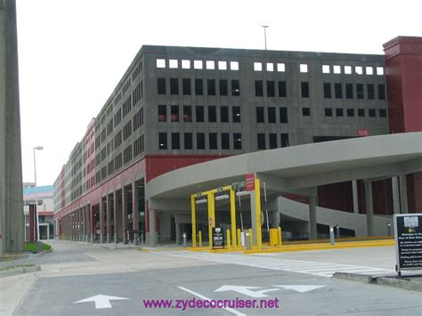 fulton parking garage new orleans new orleans erato cruise terminal the parking