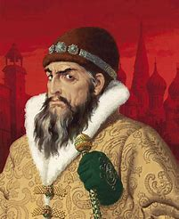 Image result for images ivan the terrible