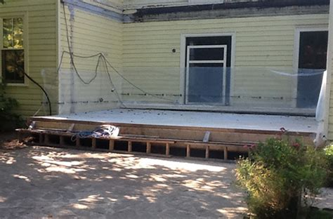 smartdeck winona elevated concrete decks reinforced