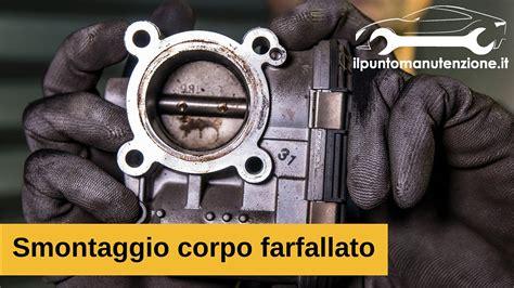 Sostituzione Candele Smart by Smontaggio Corpo Farfallato Punto 1 2 16v 188a5000